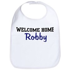 Welcome Home Robby Bib