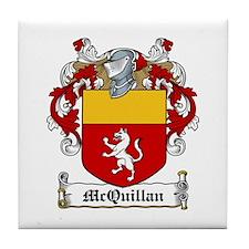 McQuillan Tile Coaster