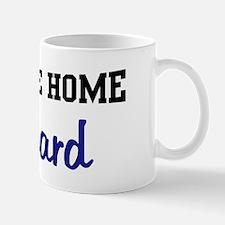 Welcome Home Richard Mug