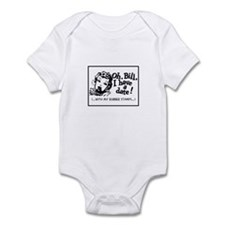 A Date With My Rubber Stamps Infant Bodysuit