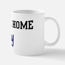 Welcome Home Ray Mug