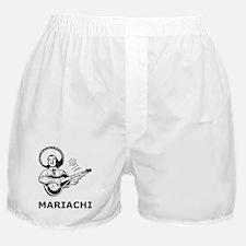 Vintage Mariachi Boxer Shorts