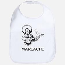 Vintage Mariachi Bib