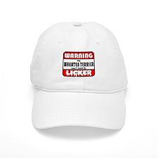 Wheaten Terrier LICKER Baseball Cap