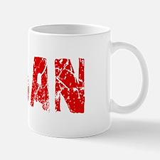Busan Faded (Red) Mug