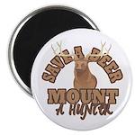 Save a Deer Magnet