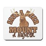 Save a Deer Mousepad