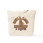 Save a Deer Tote Bag