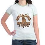 Save a Deer Jr. Ringer T-Shirt