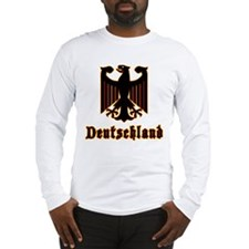 Deutschland Long Sleeve T-Shirt