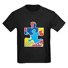 Autism Puzzle Piece 3 T