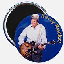 Kerry Rocks Magnet