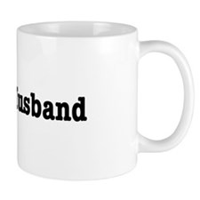 I Hate My Husband Small Mug