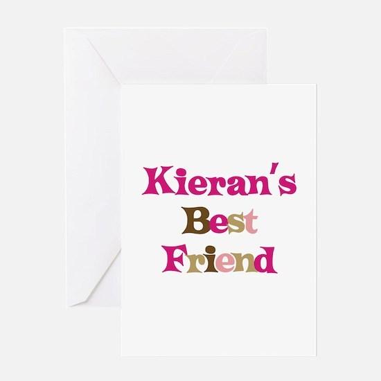 Kieran's Best Friend Greeting Card