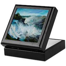 Niagara Falls design Keepsake Box