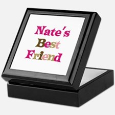 Nate's Best Friend Keepsake Box