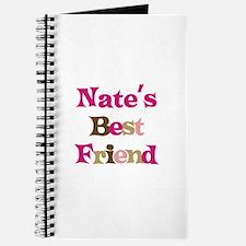 Nate's Best Friend Journal