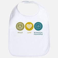 Peace Love Biomedical Engineering Bib