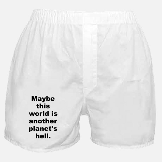 Cool Huxley Boxer Shorts
