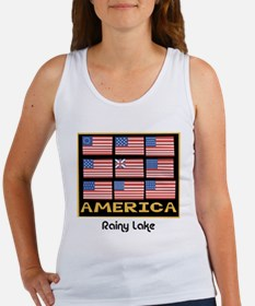 9 Flags Women's Tank Top