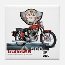 Style With Stamina Bullet 65 Tile Coaster