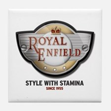 Style With Stamina Tile Coaster