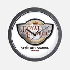 Style with Stamina Wall Clock