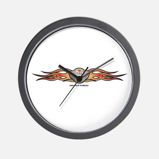 Bite the Bullet Wall Clock