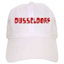 Dusseldorf Faded (Red) Baseball Cap