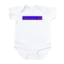 Unique Obama clinton 08 Infant Bodysuit
