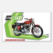Bullet 65 Rectangle Decal