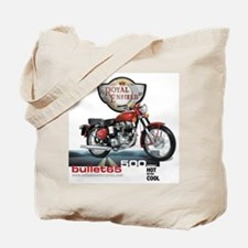 Style with Stamina Bullet 65 Tote Bag