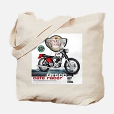 Style With Stamina Cafe Racer Tote Bag