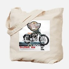Style with Stamina Bullet 500 ES Tote Bag