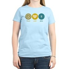 Peace Love Bees T-Shirt