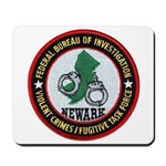 FBI Newark Mousepad