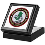 FBI Newark Keepsake Box