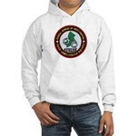FBI Newark Hooded Sweatshirt