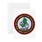 FBI Newark Greeting Cards (Pk of 20)