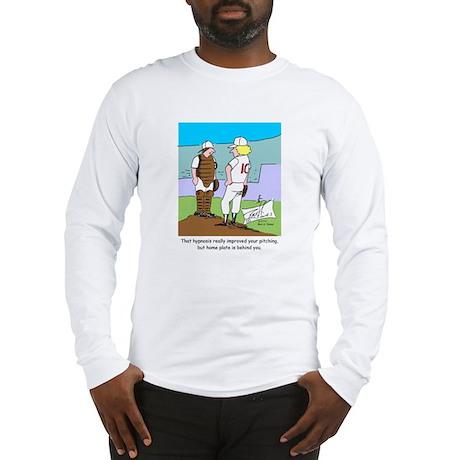 baseball hypnosis Long Sleeve T-Shirt