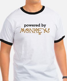Powered By Monkeys T
