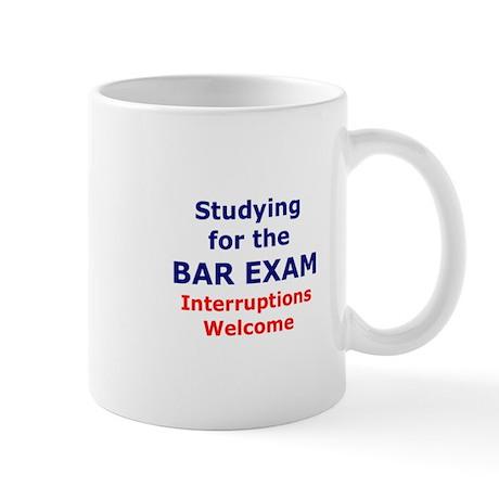 Bar Exam 2 Mug
