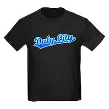 Retro Daly City (Blue) T
