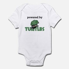 Powered By Turtles Infant Creeper