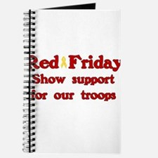 Red Friday Journal