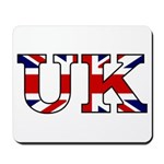 UK Lettering Mousepad