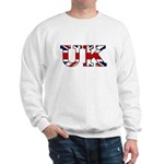 UK Lettering Sweatshirt