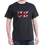UK Lettering Dark T-Shirt
