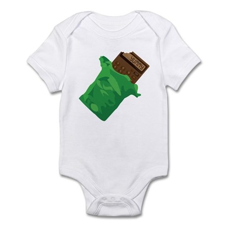 Chocolate Calculator Infant Bodysuit