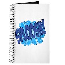 SPLOOSH! Journal